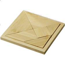Tangram - Bamboo - Other Wood Puzzles