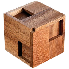 Hexahedroom - European Wood Puzzles