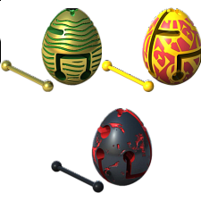Group Special - A set of 5 Smart Egg Labyrinth Puzzles - Specials