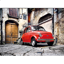 Red Car -