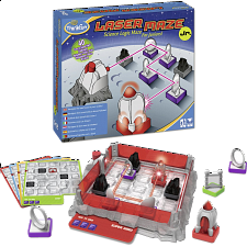 Laser Maze Jr. - Games - Children