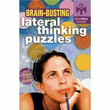 Brain-Busting Lateral Thinking Puzzles - book - Misc Puzzles