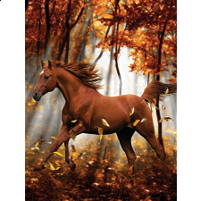 Heavenly Horses: Forest Enchantment - Large Piece - Search Results