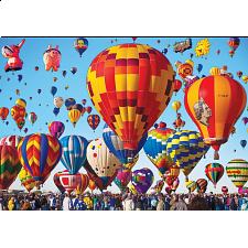 Balloons Galore: Albuquerque Balloon Fiesta - 1000 Pieces