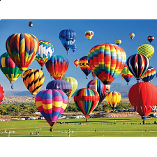 Balloons Galore: International Hot Air Balloon Festival - 1000 Pieces