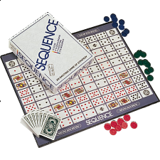 Sequence - Board Games