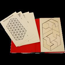 Puzzle Booklet - Hexiamond -