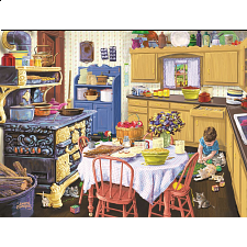Nana's Kitchen - 500-999 Pieces