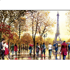 Eiffel Tower - Large Piece Format - Large Piece Jigsaws