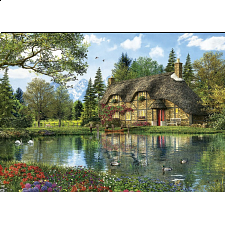 Lake View Cottage - 1001 - 5000 Pieces