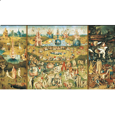 The Garden of Earthly Delights - 6000 - 40320 Pieces