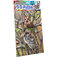 3D Owls -