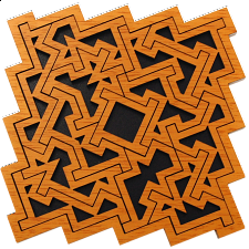 Aztek - European Wood Puzzles