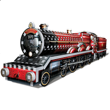 Harry Potter: Hogwarts Express - Wrebbit 3D Jigsaw Puzzle - 101-499 Pieces