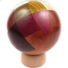 Mochalov Ball - European Wood Puzzles
