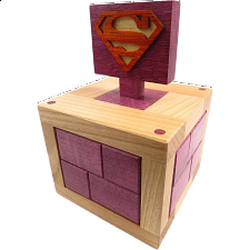 Superman - European Wood Puzzles