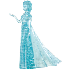 3D Crystal Puzzle - Elsa - Jigsaws