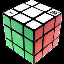 WitEden & Oskar 3x3x3 Mixup Cube - Black Body -