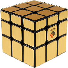 Unequal 3x3x3 Cube - Black Body in Gold Stickers - Search Results