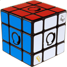 Constrained Cube 90 - Black Body -