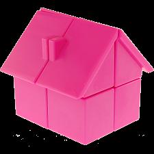 YJ House 2x2x2 - Pink Body -