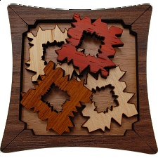 Edelweiss 4.0 - European Wood Puzzles