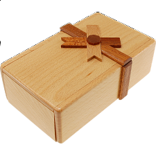 Secret Opening Box 3 - Wood Puzzles