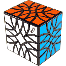 Carl's Bubbloid 5x5x4 - Black Body - Rubik's Cube & Others