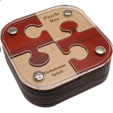 Puzzle Box 002 Deluxe - European Wood Puzzles