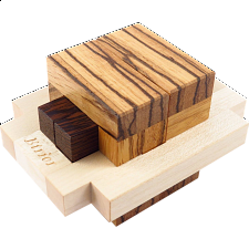 Etrier - European Wood Puzzles