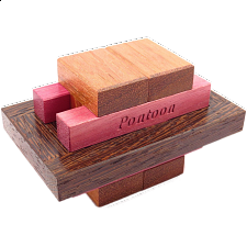 Pontoon - European Wood Puzzles