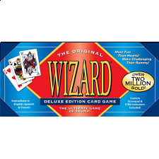Wizard - Deluxe Edition Card Game - Card Games