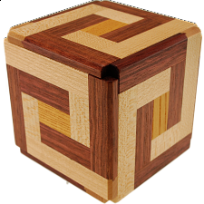 Karakuri XY - Other Japanese Puzzle Boxes