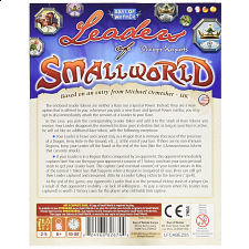 Leaders of Small World - Board Games