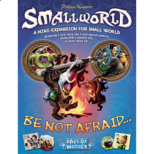 Small World: Be Not Afraid... - Board Games