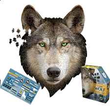 I Am Wolf - Jigsaws