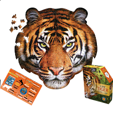 I Am Tiger - Jigsaws