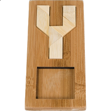 IQ-Test - Letter Y Puzzle - Other Wood Puzzles