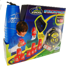 Speed Stacks: StackPack - Blue - Games & Toys