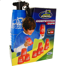 Speed Stacks: Competition Cups - Blue -