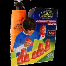 Speed Stacks: Competition Cups - Metallic Orange -