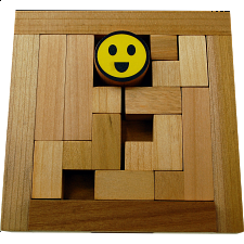 Packing Smiley - Packing Puzzles