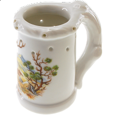 Porcelain Mini Puzzle Stein - Other Misc Puzzles