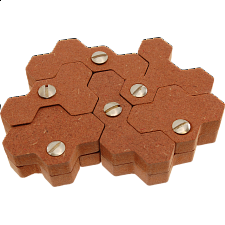 Tetrahex-Twinform - Other Wood Puzzles