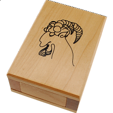 Zodiac Box - Capricorn - European Wood Puzzles
