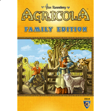 Agricola: Family Edition - Family Games