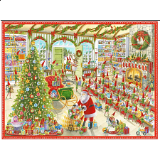 Santa's Ready - 1000 Pieces