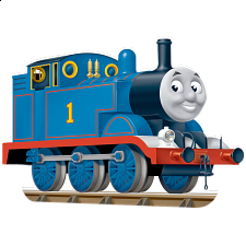 Thomas & Friends: Thomas Shaped Floor Puzzle - Shaped