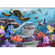 Finding Nemo: Smile! - Giant Floor Puzzle - Jigsaws