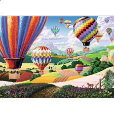 Brilliant Balloons - Large Piece Format - 500-999 Pieces